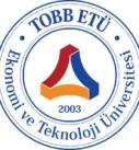 TOBB ETÜ Üniversitesi Tanıtımı
